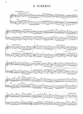 Scherzo (extract Lifecycle) 4 pages